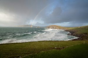 wild Atlantic rainbow