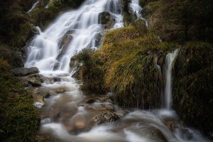 wicklow waterfall